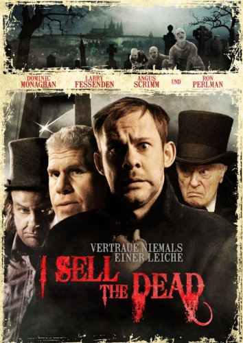 I Sell the Dead Film