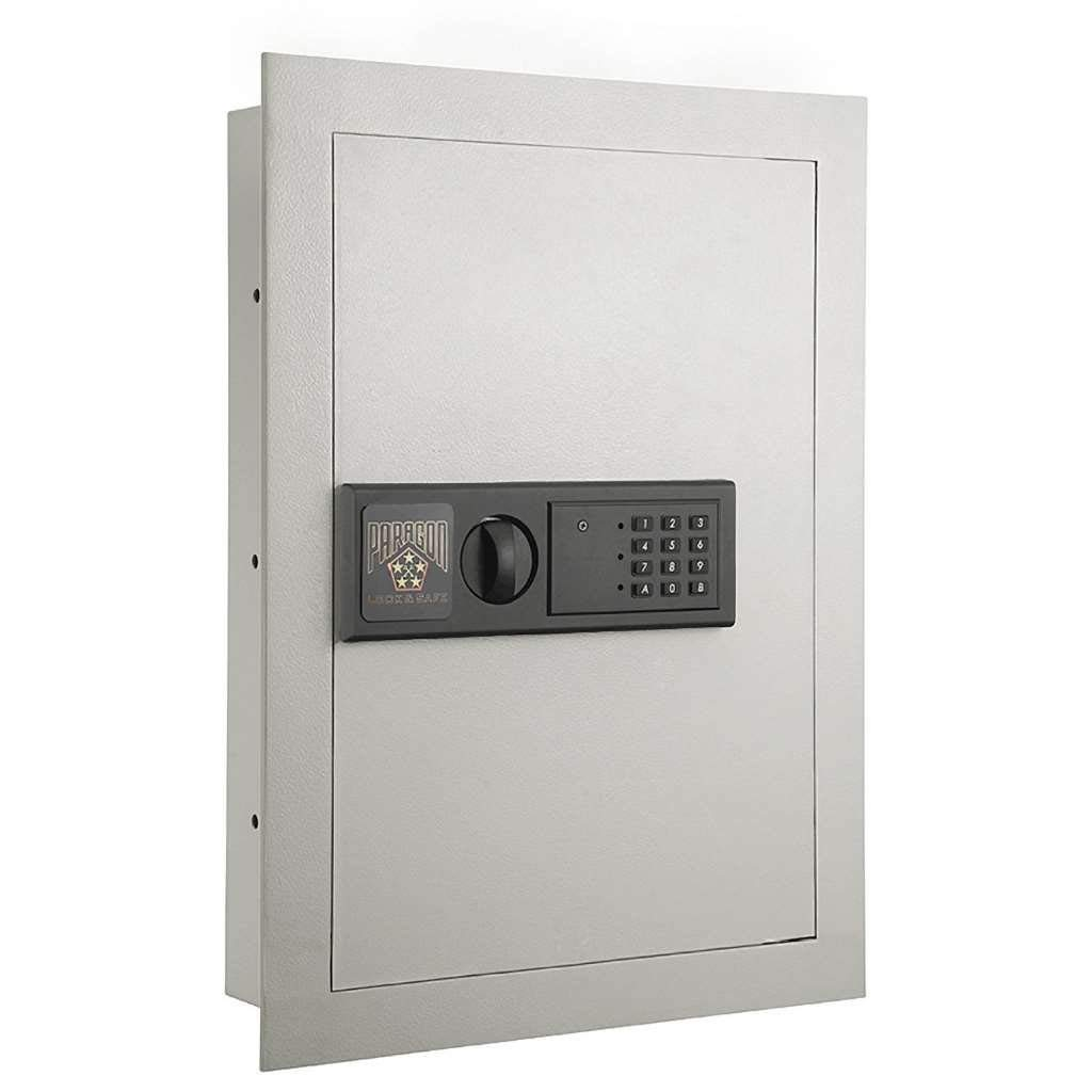 1. Paragon Lock & Safe 7750 Electronic Wall Safe