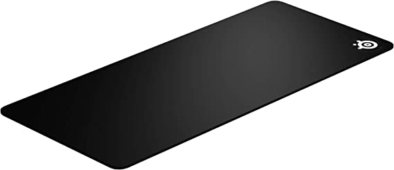 SteelSeries QcK Gaming Surface - XXL Thick Cloth - Best Selling Mouse Pad of All Time - Sized to Cover Desks - Maximum Control