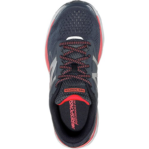 New Balance Women's Running Shoes Grau / Korall rIHUrS