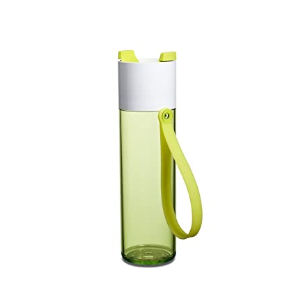 Rosti Mepal 883359 Just Water - Botella de agua (500 ml), color lima