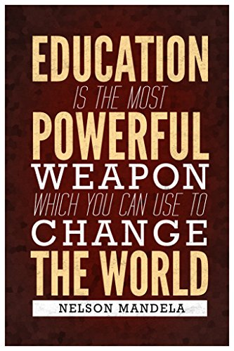 Nelson Mandela Education Is The Most Powerful Weapon Quote