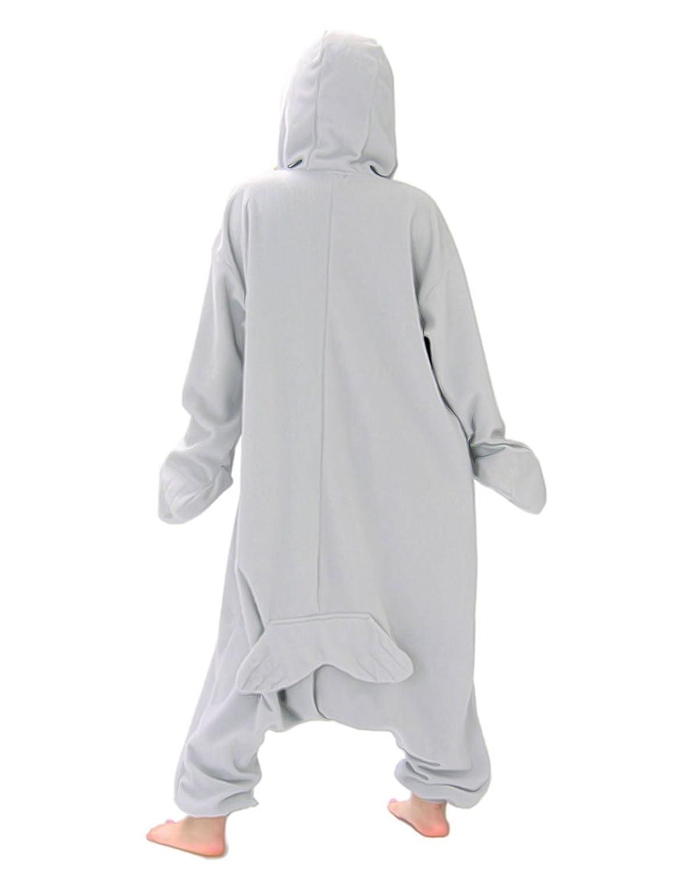 Amazon.com: Sea Lion Seal Kigurumi - Japanese Sazac Cosplay Costume Pajamas (One Size): Clothing