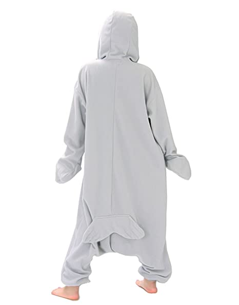 Amazon.com: Sea Lion Seal Kigurumi - Japanese Sazac Cosplay Costume Pajamas (One Size): Clothing