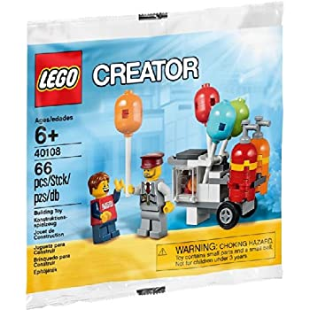 LEGO CREATOR BALLOON CART POLYBAG 40108