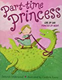 At night, a normal little girl imagines she is a princess, but not just a princess who wears pretty gowns and goes to balls. She also gets to fight dragons and tame trolls. But one morning she wakes up and begins to think maybe her royal adve...