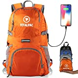 Totalpac - Hiking Daypack - Foldable Backpack for Traveling, Hiking &...