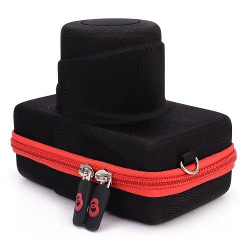 - Kroo Universal EVA Camera Carrying Case for Panasonic LumixDMC-GX85, LumixGDMC-GF8, LumixGDMC-GF7 DSLR (Camera Body Only), Imperial