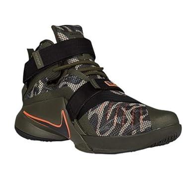 5330374f27a8ec nike lebron soldier IX PRM mens hi top basketball trainers 749490 sneakers  shoes (UK 11
