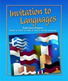 Invitation to Languages : Foreign Language Exploratory Program, Schmitt, Conrad J., 0078605784