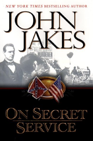 Book cover for On Secret Service