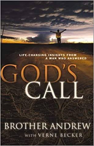 Image result for God's Call book brother andrew