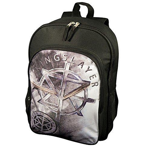 Seth Rollins Kingslayer WWE Logo Backpack by WWE