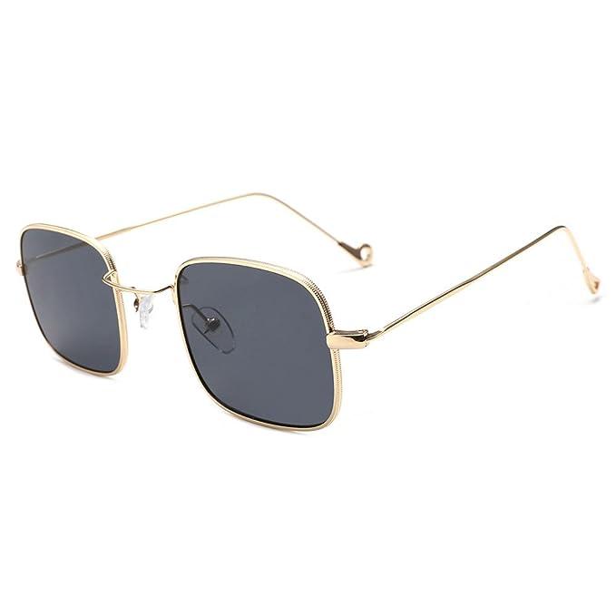 Gafas de Sol Polarizadas 2019, ✿☀ Zolimx Gafas de Sol de Círculo Vintage Para Hombre ...