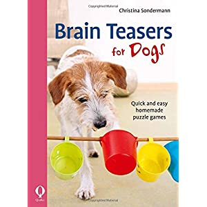 Brain Teasers for Dogs: Quick, very affordable and easy puzzle games to entertain dogs of all ages 12