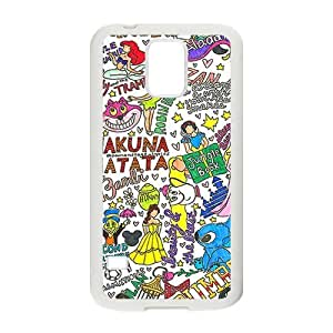 HAKUNAMATATA Phone Case for Samsung Galaxy S5 Case by Maris's Diary