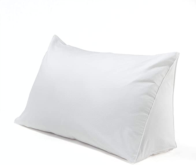 DOWNLITE Reading Wedge Pillow Cover