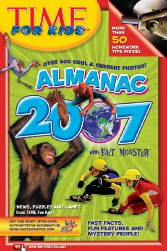 Read Online Time for Kids Almanac 2007 with Fact Monster PDF