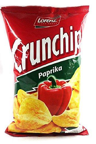 Lorenz Crunships Paprika 100g (Paprika) (Giants Dill Pickle compare prices)
