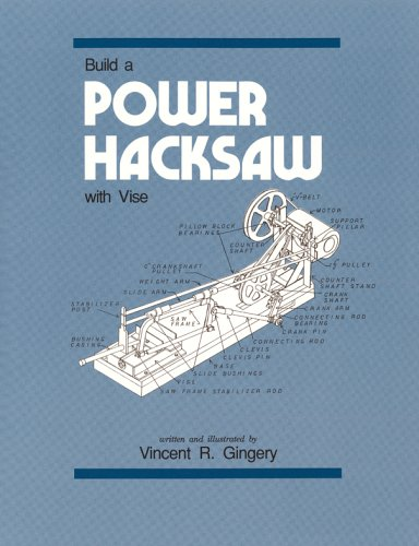 (Build a Power Hacksaw With Vise)