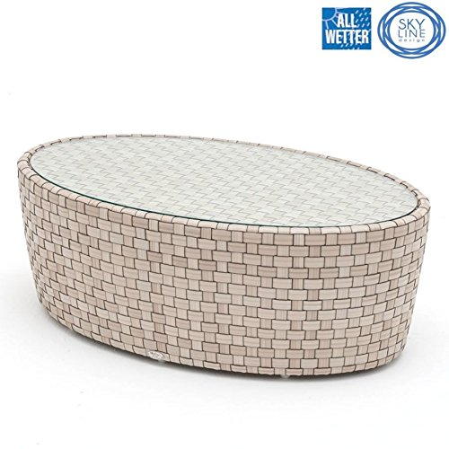SKYLINE DESIGN® FLORENCE LOUNGE TISCH COFFEE TABLE
