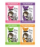 BFF 3 Oz Cat Food Variety 12 Pouches with 4 Flavors – Devour Me, Baby-Cakes, Luv-Ya, and Sweet-Cheeks