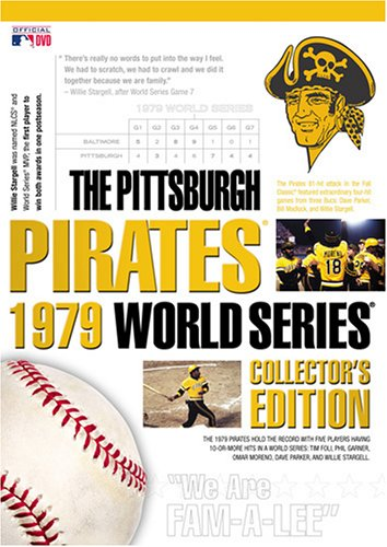 The Pittsburgh Pirates 1979 World Series Collector's Edition by MLB_Home Video