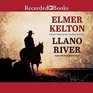 Llano River Audiobook