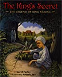 The King's Secret, Carol Farley, 0688127762