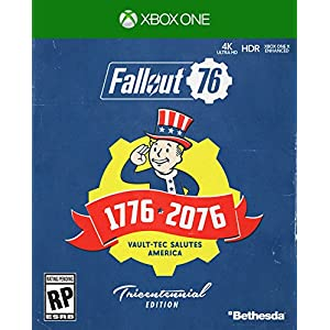 Ratings and reviews for Fallout 76 Tricentennial Edition - Xbox One