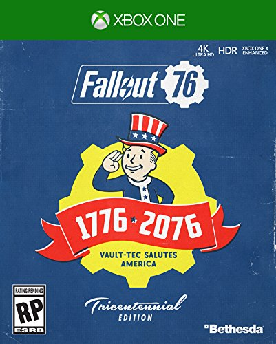 Fallout 76 Tricentennial Edition - Xbox One [Digital Code] by Microsoft
