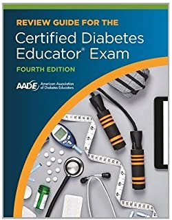 Review guide for the certified diabetes educator® exam, 4th.