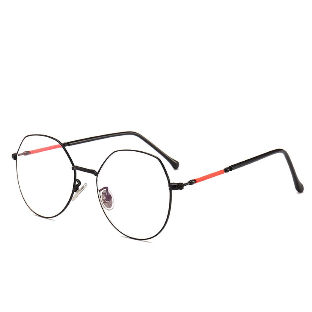 Yangjing-hl Gafas con Montura Irregular Gafas Retro Montura ...