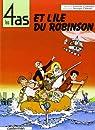 Les 4 as, tome 9 : Les 4 as et l'île du Robinson par Chaulet