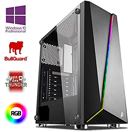 VIBOX Pyro GL550-194 Gaming PC Ordenador de sobremesa con War ...