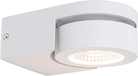 BETLING LED Apliques Pared Interior Focos Bañadores de pared lámpara de pared Iluminación punto pista con Cree Chip 10W, direccional para dormitorio lectura escalera pasillo oficina comercial: Amazon.es: Iluminación