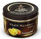 Khalil Mamoon Shisha Molasses Premium Flavors 750g for Hookah (Cactus Lime)