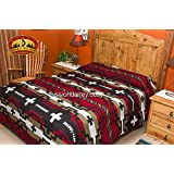 Native American Style Bed Spread - Laguna Queen