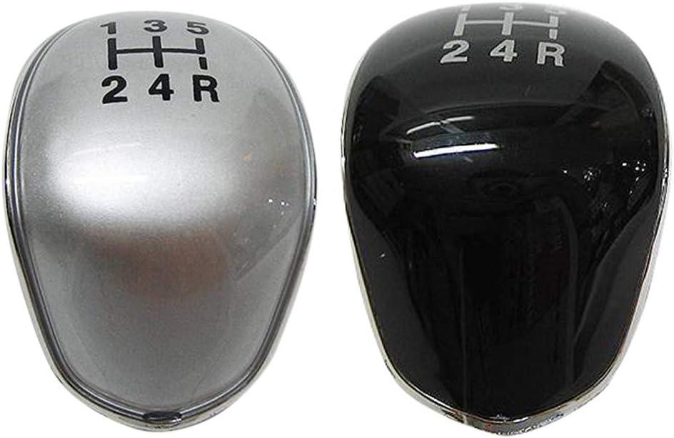 PRENKIN Cambio Maneggiare Caps manopola 5 velocit/à di Sostituzione ForFocus MK2 MK3 Fiesta C-Max B-Max Kuga di transito
