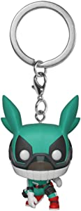 Pop! My Hero Academia (S3) - Keychain Izuku Midoriya (Deku With Helmet) [Windows]