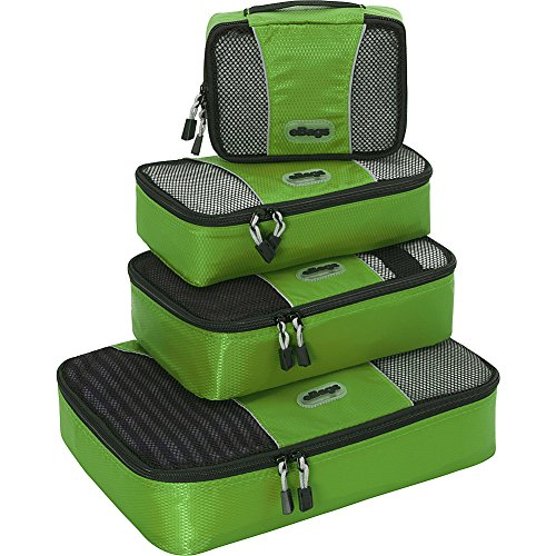 ebags-packing-cubes-4pc-small-med-set-grasshopper