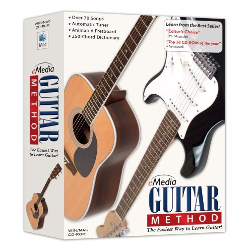 Price comparison product image eMedia Guitar Method v4 [Old Version]