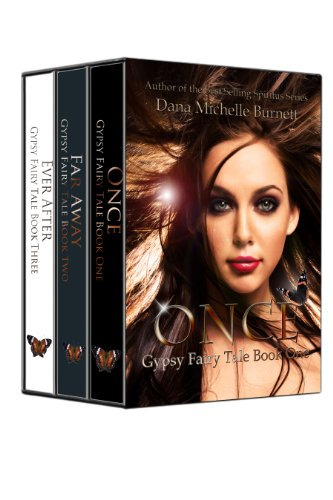 Gypsy Fairy Tale Series Box Set (Once, Far Away, and Ever (Fairy Tale Box Set)