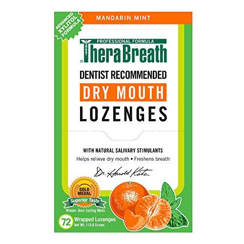 Dr Katz Therabreath Lozenges 72pc Box Dr Katz Tblz2