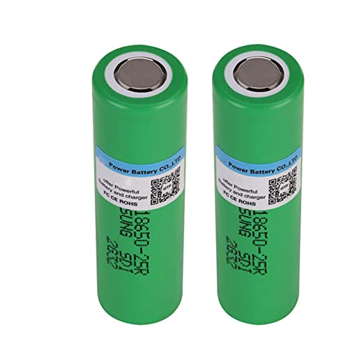 Amazon.com: MChoice❤️2PCS Rechargeable Lithium Battery ...