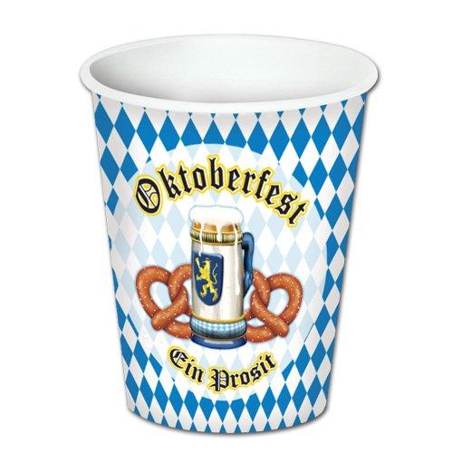 BEISTLE COMPANY Oktoberfest 9 oz. Cups from Beistle