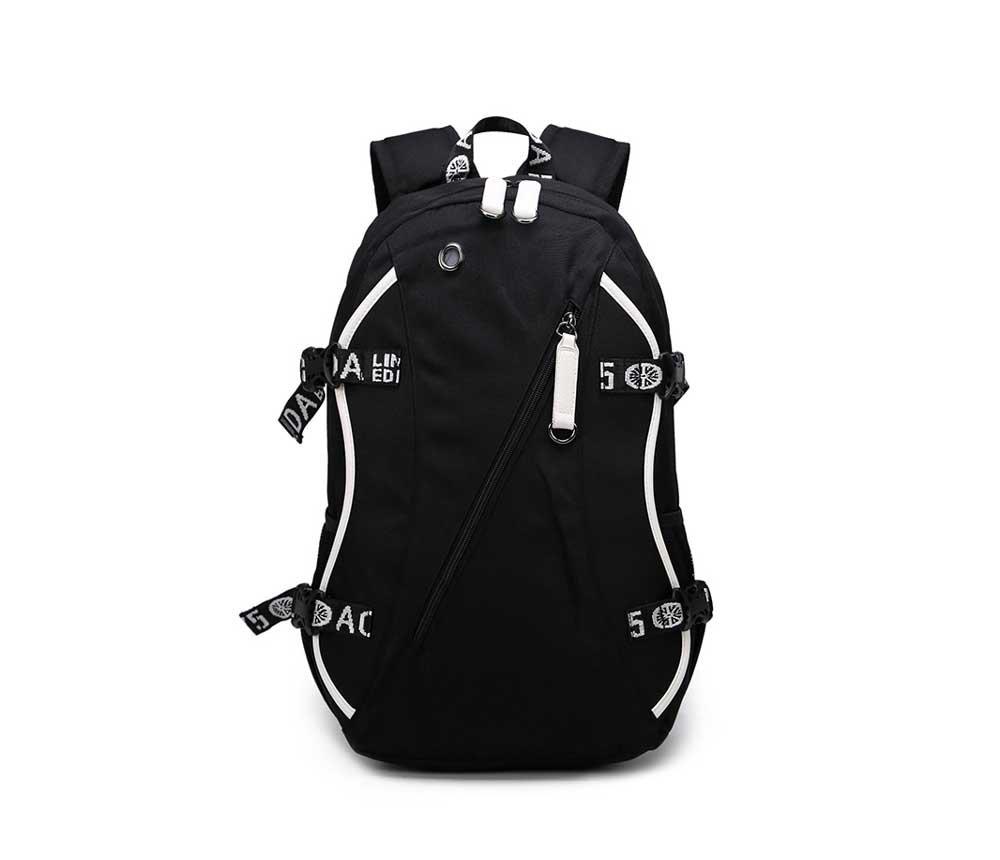 レディースレザーバックパック バックパック/アウトドア防水バッグ/ショルダーバッグ/ 15.6インチ高校生バッグ ガールズスクールバッグ   B07K8JCPB1