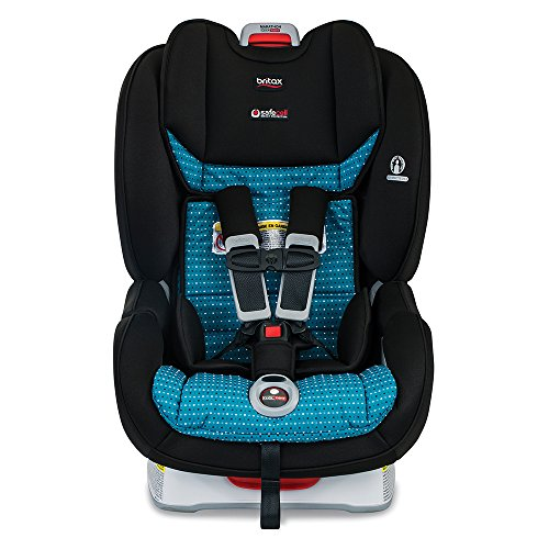 Britax Marathon ClickTight Convertible Car Seat – 1 Layer Impact Protection, Oasis