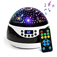 Star Projector with Remote