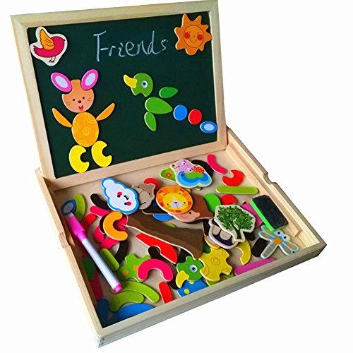 Rompecabezas-caja-de-madera-Magntica-de-Tablero-Educativo-Pizarra-para-Nios-de-3-Aos
